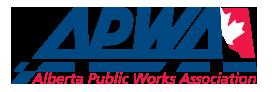 Alberta Public Works Association Logo